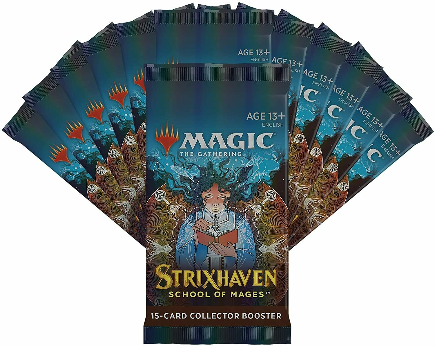 Strixhaven Collector Booster ENG  - Magic: the Gathering