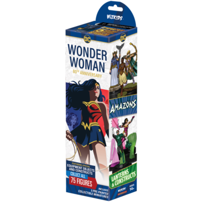 Wonder Woman 80th Anniversary Booster - Heroclix