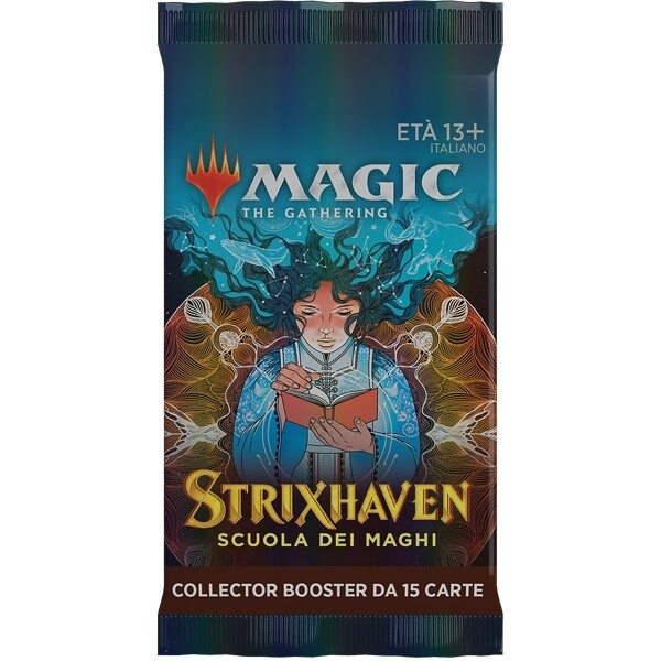 Strixhaven Collector Booster ITA - Magic: the Gathering