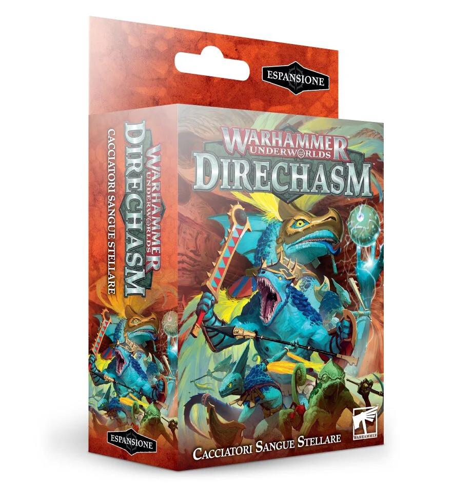 Warhammer Underworlds: Direchasm - Cacciatori Sangue Stellare