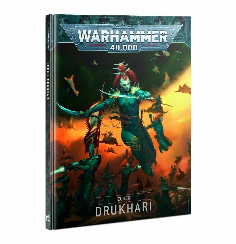 Warhammer 40000: Codex Drukhari