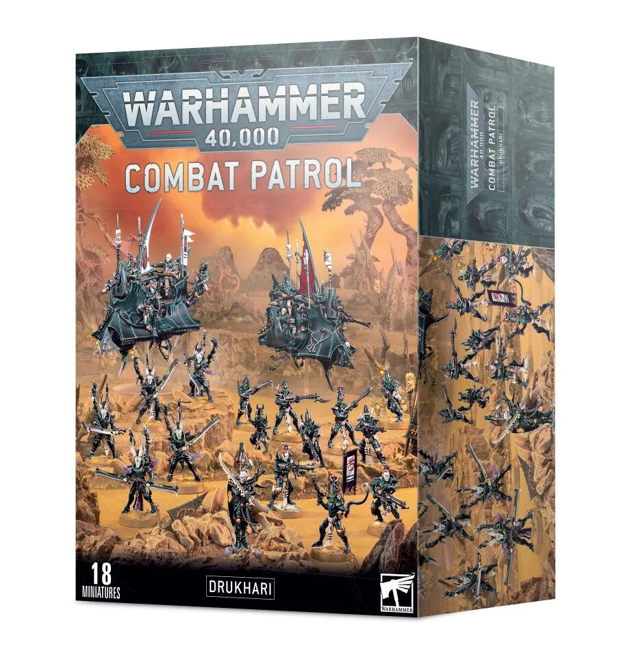 Warhammer 40000: Drukhari -  Pattuglia da combattimento