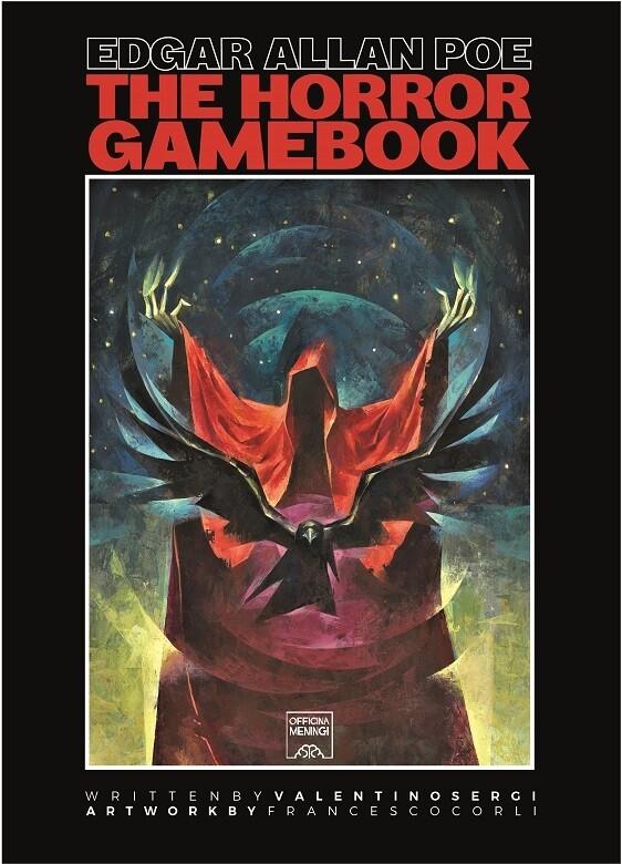 Edgar Allan Poe The Horror gamebook