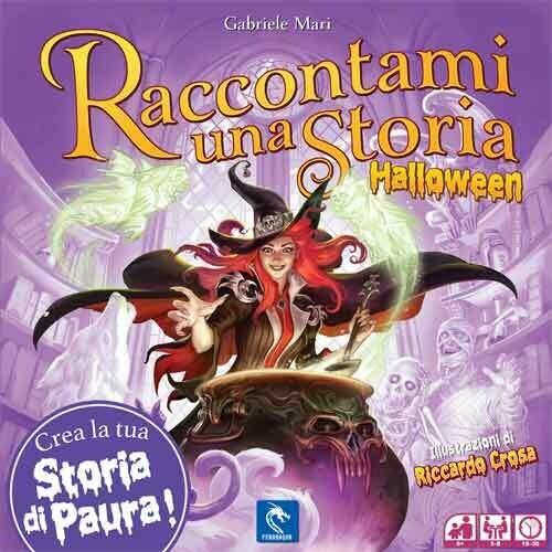 Raccontami una Storia - Halloween