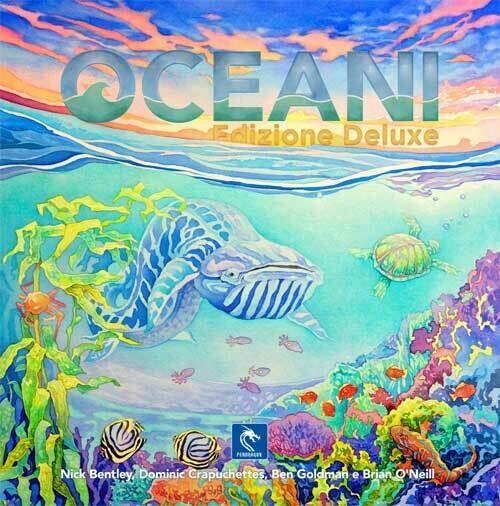 Oceani Edizione Deluxe