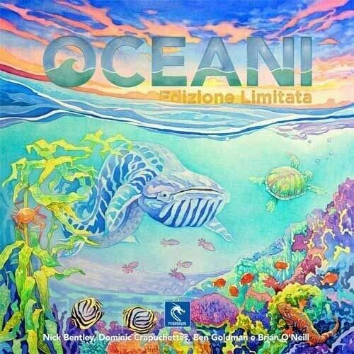 Oceani Edizione Limitata