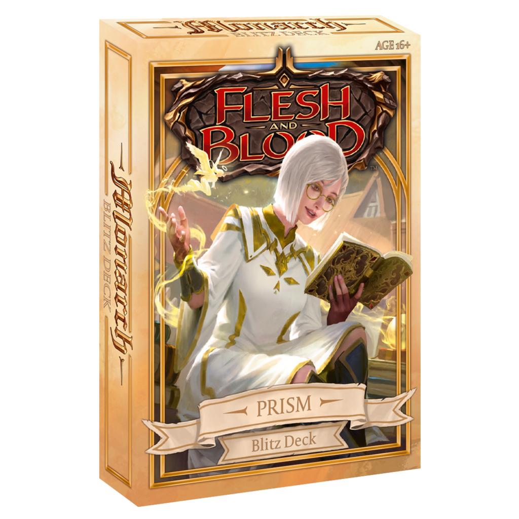 Flesh & Blood TCG - Monarch Blitz Deck - Prism