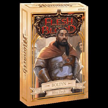 Flesh & Blood TCG - Monarch Blitz Deck - Boltyn