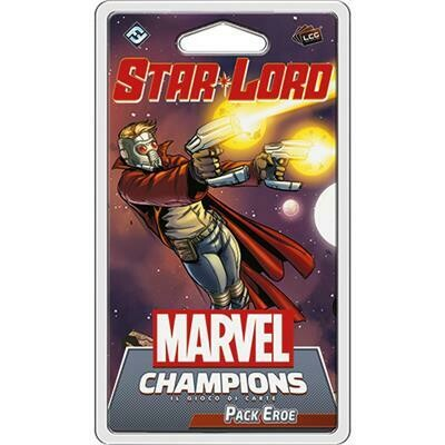 Marvel Champions - Star Lord (Pack Eroe)