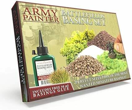 Army Painter - Battlefield Basing Set
