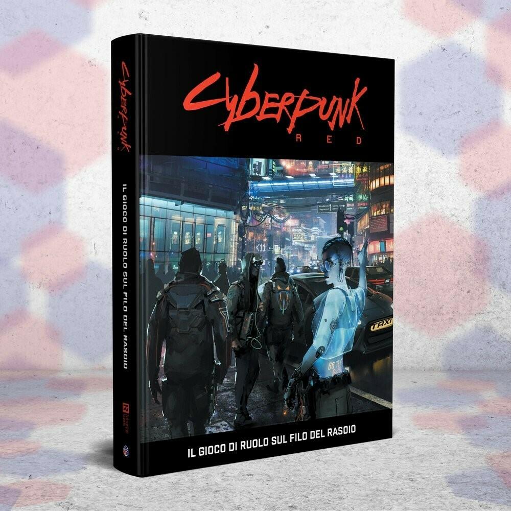 Cyberpunk Red - Manuale