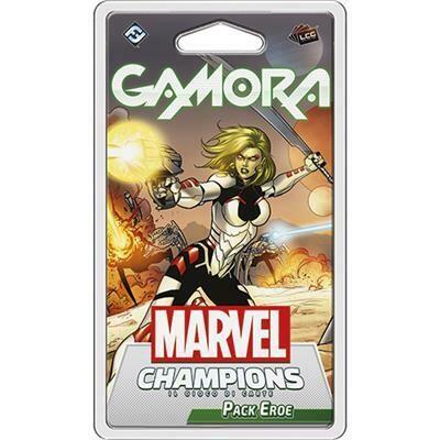 Marvel Champions - Gamora (Pack Eroe)