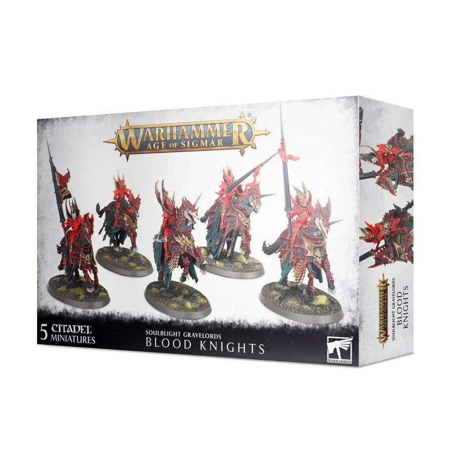 Warhammer Age of Sigmar: Blood Knights