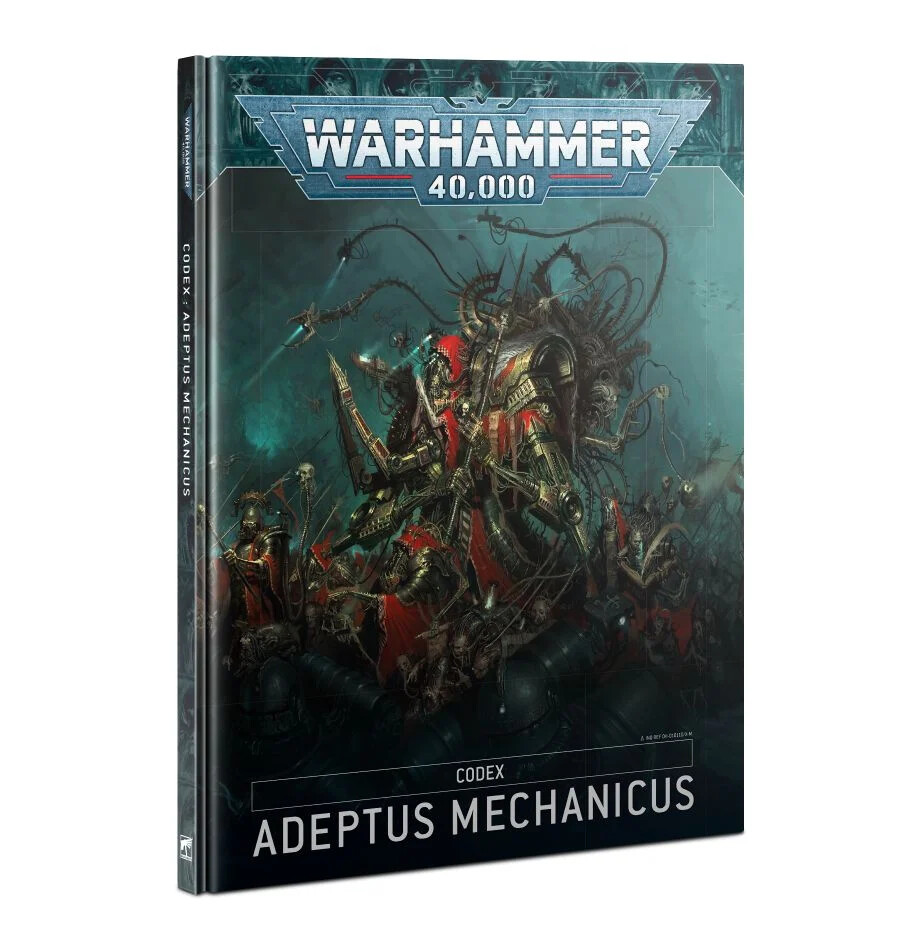 Warhammer 40000: Codex: Adeptus Mechanicus (ITA)
