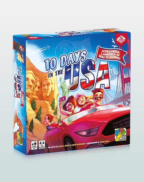10 Days in Usa