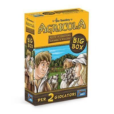 Agricola - Tutte le Creature Grandi e Piccole - Big Box (2 Giocatori)
