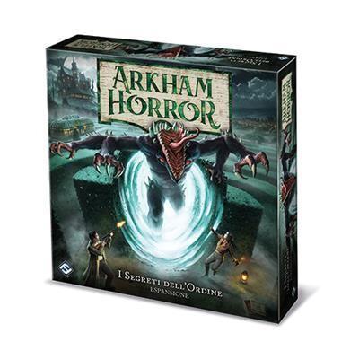 Arkham Horror 3a Edizione - I Segreti dell'Ordine