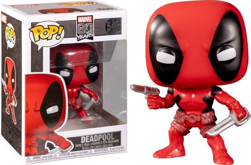 POP Funko - Deadpool 546 (80th Marvel)