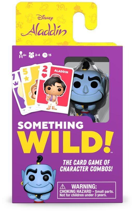 Something Wild Card Game - Aladdin (ENG)
