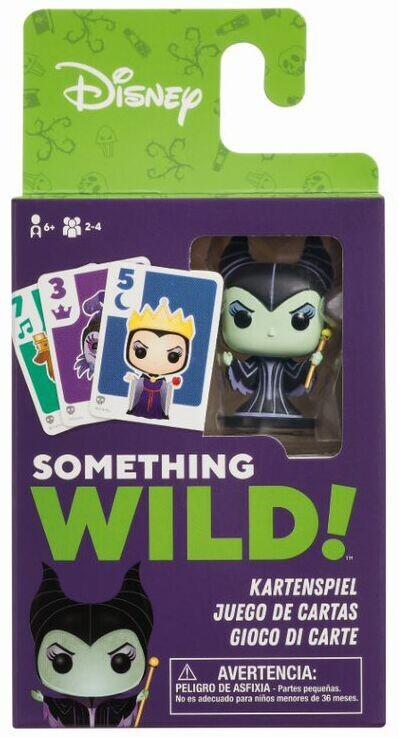 Something Wild Card Game - Villains (ENG)