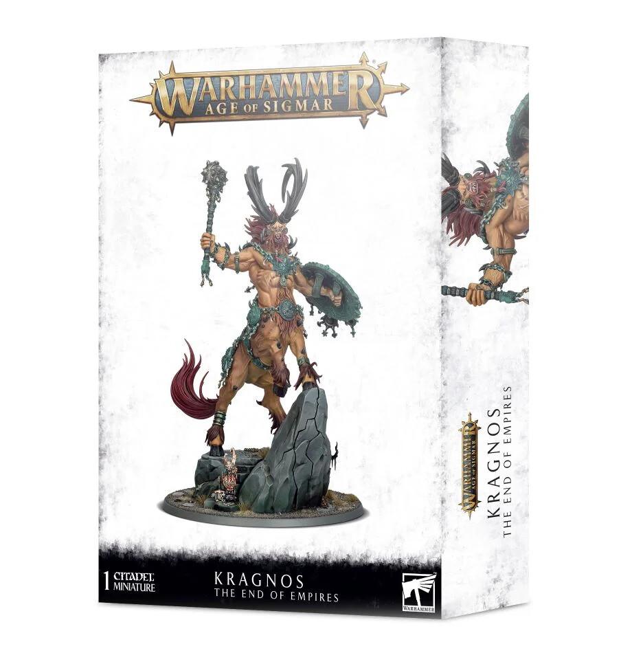 Warhammer Age of Sigmar - Kragnos: The End of Empires