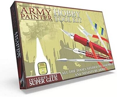 Army Painter - Hobby Tool Kit (Set di assemblaggio)