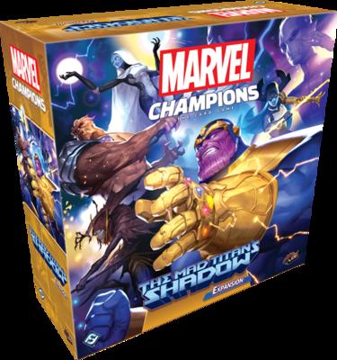 Marvel Champions - Thanos (Pack Scenario)