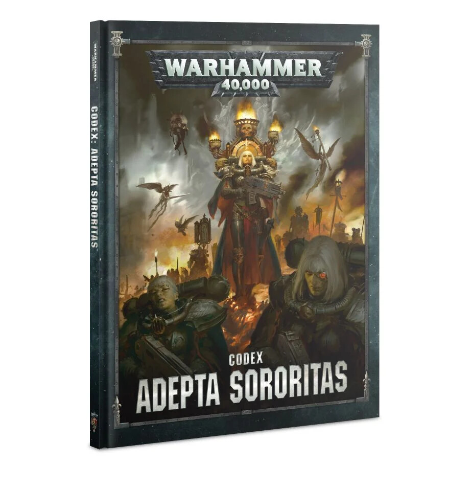 Warhammer 40000: Codex Adepta Sororitas ITA