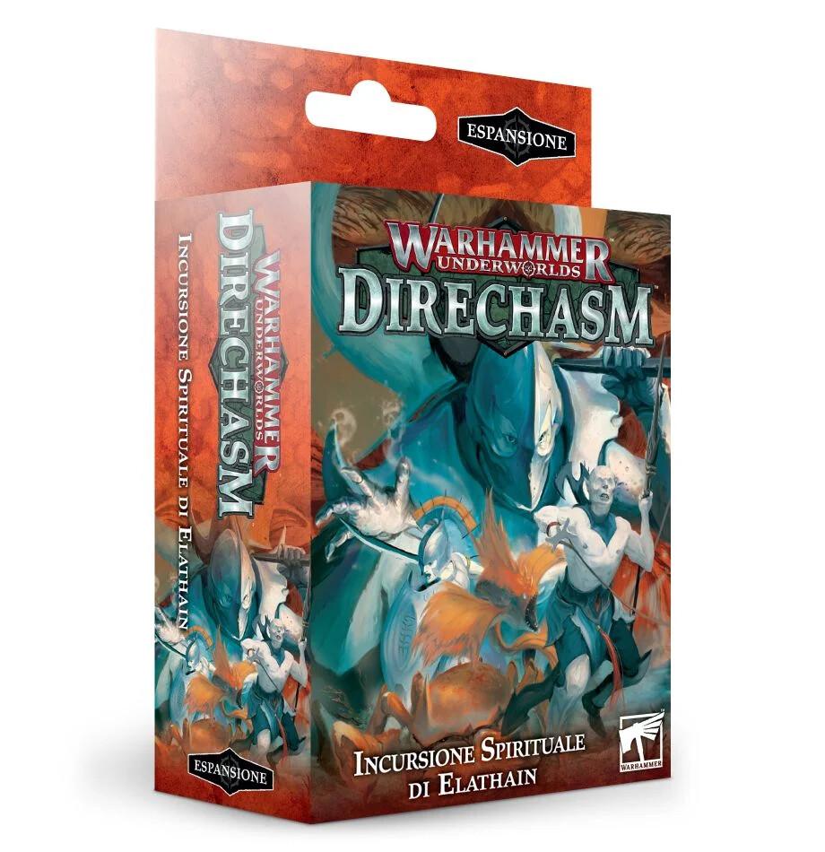Warhammer Underworlds: Incursione Spirituale di Elathain