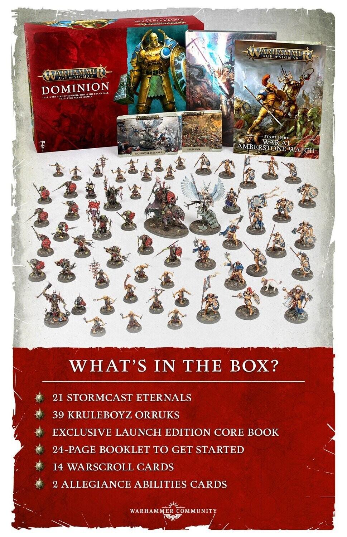 Warhammer Age of Sigmar - Dominion