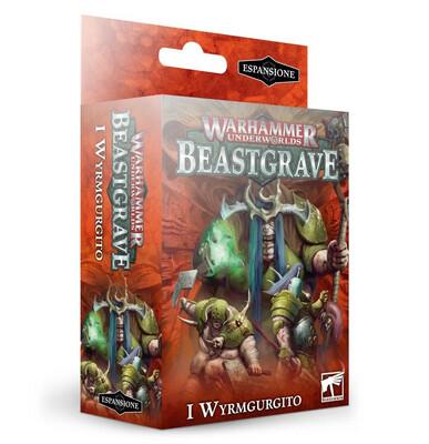 Warhammer Underworlds: I Wyrmgurgito