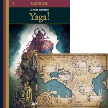 Fiabe Oscure Vol.1 - Yaga!