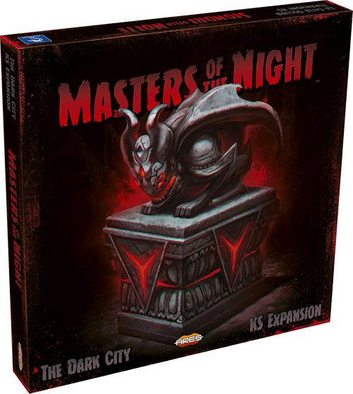 Signori della Notte - The Dark City (KS Expansion)