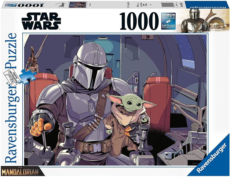 Puzzle - The Mandalorian 1000p