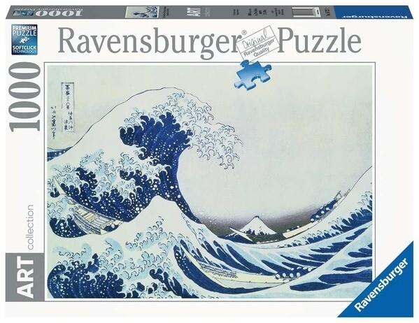 Puzzle - The Great Wave Off Kanagawa 1000p