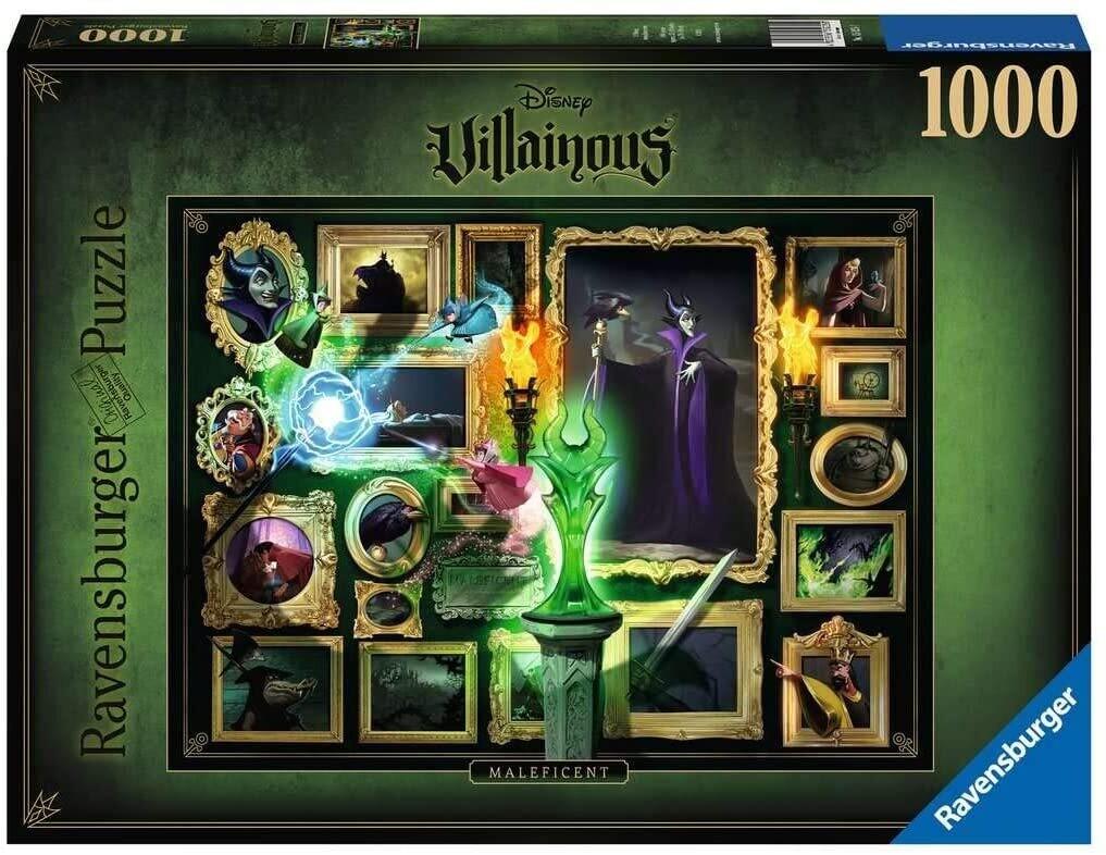 Puzzle - Villainous Maleficent 1000p