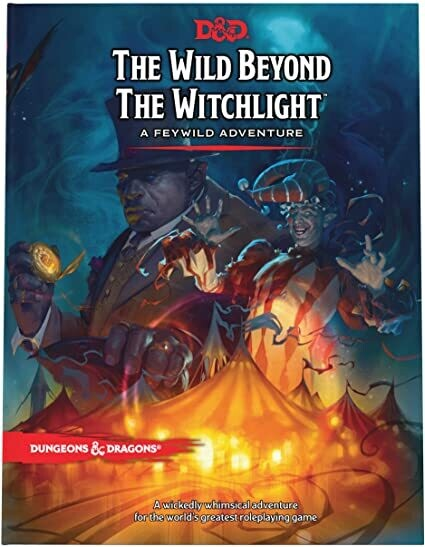 D&D The Wild Beyond the Witchlight - Quinta Ed.