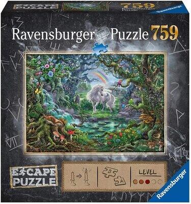 Puzzle Escape Unicorno 759p