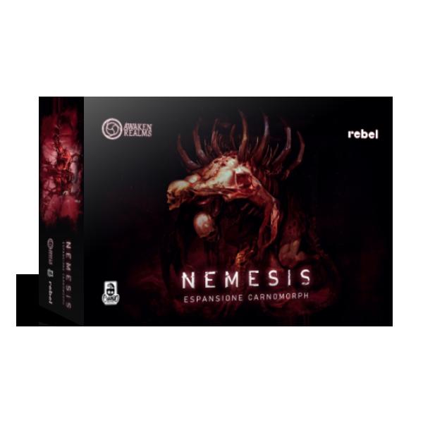 Nemesis - Carnomorph Espansione