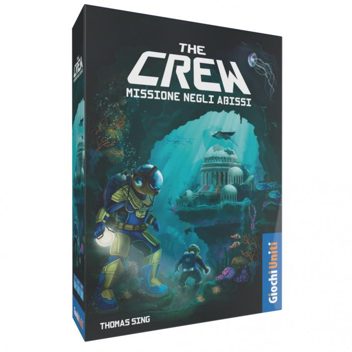 The Crew: Missione negli abissi