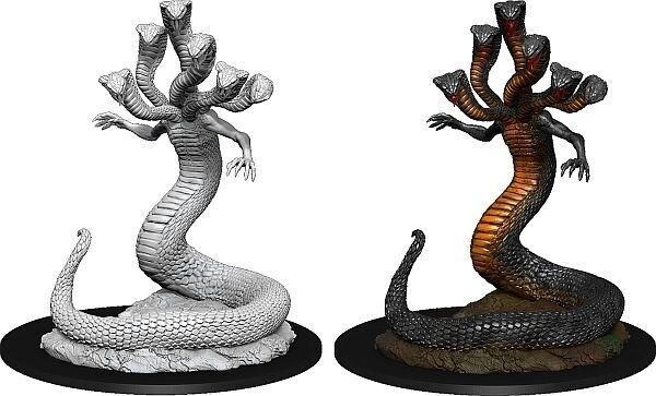 D&D Nolzur's Marvelous Miniatures: Yuan-Ti Anathema