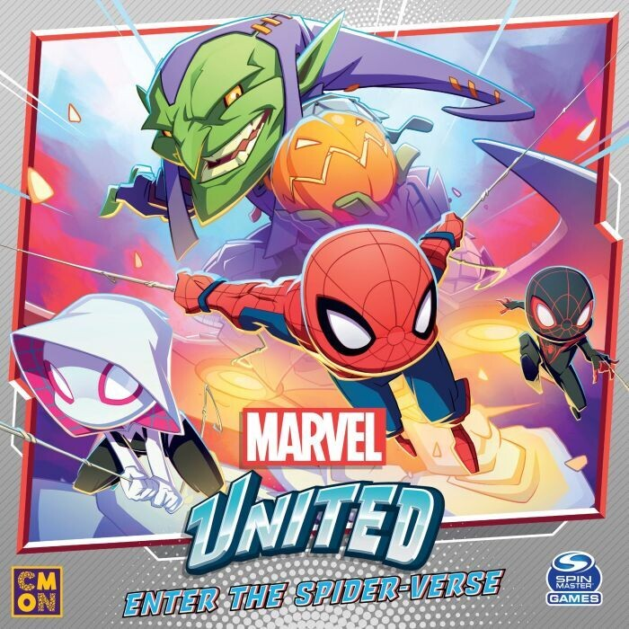Marvel United - Il Ragnoverso