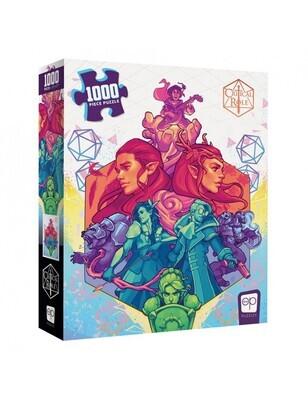 Critical Role Vox Machina 1000 Piece Puzzle