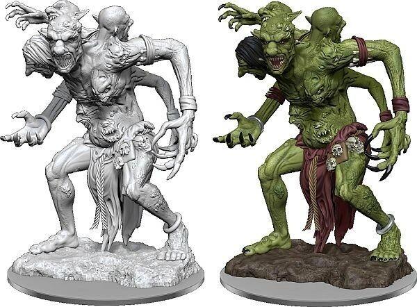 D&D Nolzur's Marvelous Miniatures - : Dire Troll