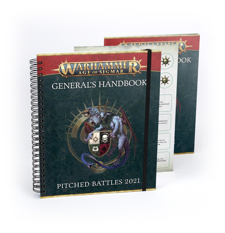 Warhammer Age of Sigmar - Prontuario del Generale - Battaglie Campali 2021