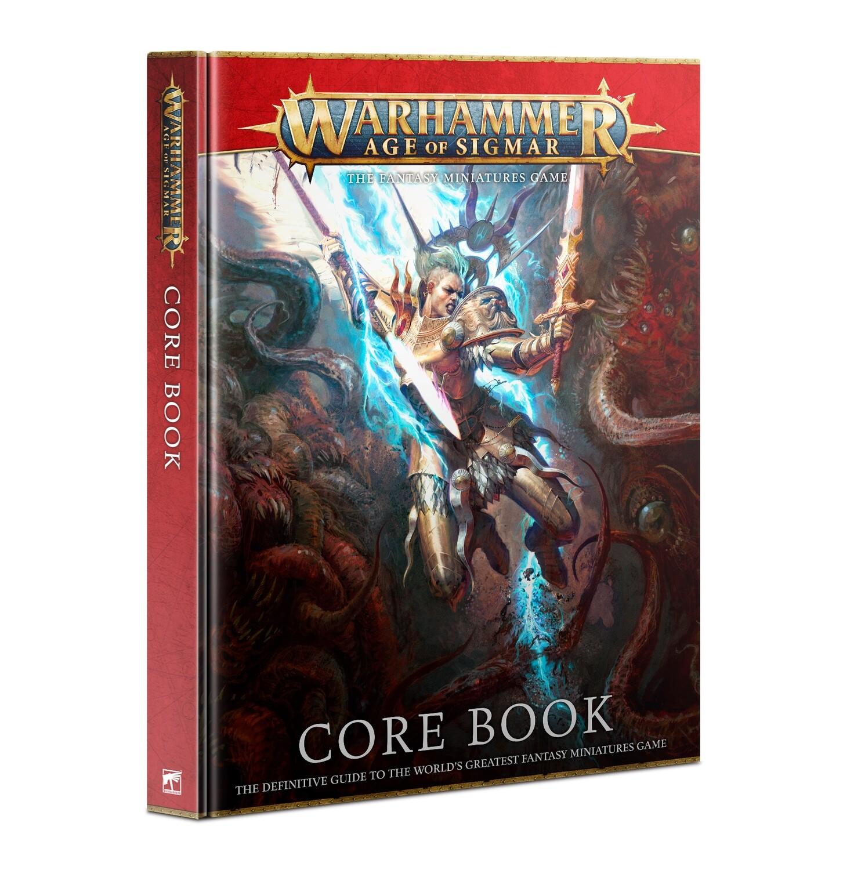 Warhammer Age of Sigmar - Libro Base Dominion