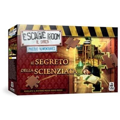 Escape Room Puzzle Adventures - Il Segreto della Scienziata