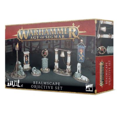 Citadel - Age of Sigmar - Realmscape Objective Set