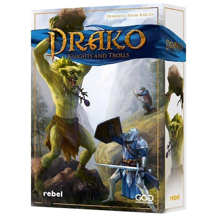 Drako - Cavalieri e Troll