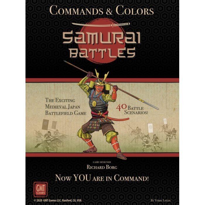 Command & Colors Samurai Battles